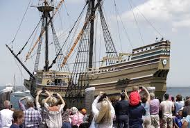 why did the pilgrims celebrate thanksgiving a pilgrim u0027s descendant reminds us mayflower compact linked to