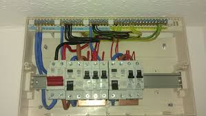 wiring diagram rcd consumer unit 28 images non rcd protected