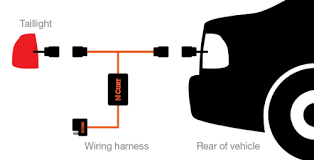 t connector trailer wiring harness electrical