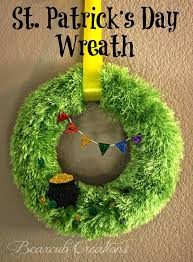 s day wreath 424 best st patricks day wreaths images on