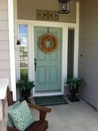Exterior Door Color Combinations Benjamin Wythe Blue For The Front Door I Think We A