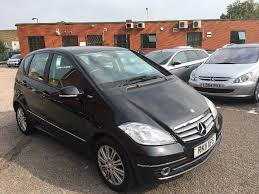 mercedes a class history 2011 mercedes a class automatic runner with history and mot