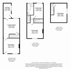 qmc floor plan 4 bedroom property to let in city road dunkirk ng7 2jl 320 pw