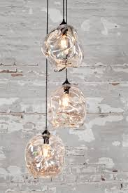 Glass Droplet Ceiling Light by Best 25 Cluster Lights Ideas On Pinterest Unique Lighting