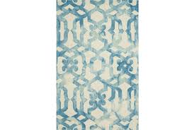 96x132 Rug Tristen Living Spaces