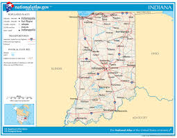 Map Of Confederate States by Indiana Civil War History Casualties Battles Indiana Army Us