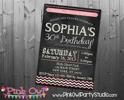 birthday invitation templates chalkboard birthday invitations