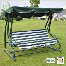 hl cs 13001garden three seat patio swing with canopy canopy swing