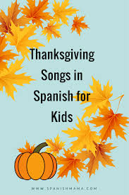 the best thanksgiving songs for learning