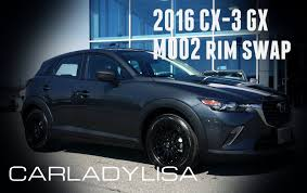 mazda cx3 custom 2016 cx 3 gx in meteor grey with m002 rims interior youtube