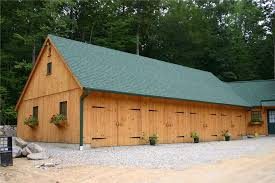 Barn Houses Pictures New England Style Barns Post U0026 Beam Garden Sheds Country Style