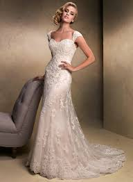 wedding dresses vintage wedding dresses vintage lace capped sleeve wedding dresses