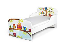 materasso bambino letto per bambini in legno con materasso dimensioni 140x70 motivo