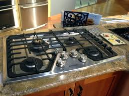 enchanting kitchen island 36 inch gas range with griddle