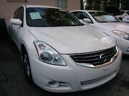 nissan altima white 2012 buy here pay here cheap used cars for sale near atlanta georgia 30319