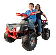 polaris atv ride on polaris sportsman 4 wheeler atv 2 seater u2013 car tots remote