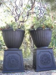63 best flower pots u0026 garden urns images on pinterest garden