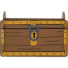 kidsaw pirate treasure chest