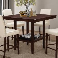 Dining Room Table Counter Height Dining Room The Most Contemporary Counter Height Bar Tables Home