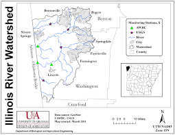 University Of Arkansas Map Draft