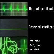pubg memes pubg heartbeat funny memes
