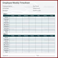 20 timesheet template free sendletters info