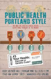 Zip Code Map Portland Public Forum To Reveal Link Between Zip Codes And Health Ohsu News