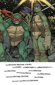 comiclist previews teenage mutant ninja turtles volume 17