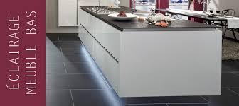 eclairage meuble de cuisine dossier l éclairage en cuisine cuisine plus