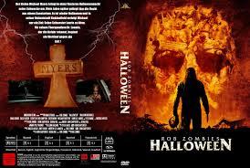rob zombie u0027s halloween dvd cover 2007 r2 german custom