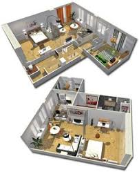 project of the month 2d floorplans and 3d plan design created in