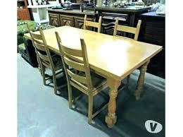 chaises de cuisine en pin table et chaise en pin table et chaise en pin chaise en pin massif