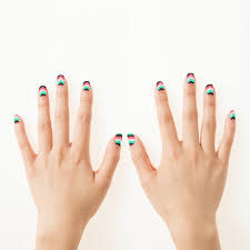 best french manicure designs how to update a french manicure thin