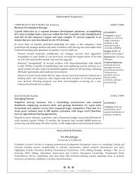 Lawn Care Resume Sample Resume Business Development Resume For Your Job Application
