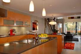 Lights Inside House Modern Naturla Design Of The Kitchen Design With Modern Hang Led