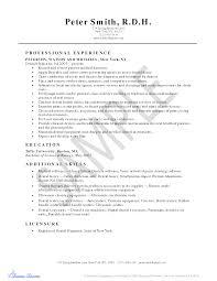 7 sample dentist resume templates applicationsformat info