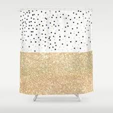 Glitter Shower Curtain Gold U0026 Silver Chevron Shower Curtain Silver Glitter Gold And