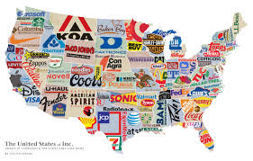 companies and the us states they call home 2998 1919 mapporn
