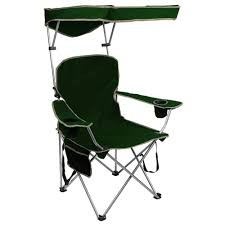 Collapsible Camping Chair Canopy Camping Chair Portable Folding Outdoor Summer Hiking