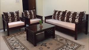 Wooden Sofa Set Images Lotus Wooden Sofa Set New Design By Rightwood Youtube