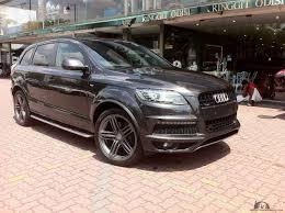 Audi Q7 2012 - 2012 audi q7 3 0 tfsi quattro s line plus special colour u0026 specs