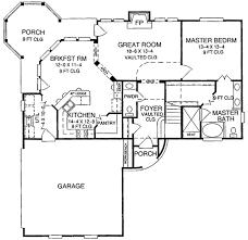 english tudor floor plans english tudor cottage 5472lk architectural designs house plans
