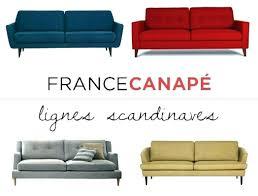 fabricant francais de canapé canape cuir fabrication franaaise canape fabrication