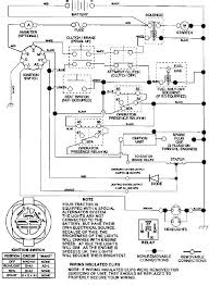 craftsman lawn tractor wiring diagram wiring diagram simonand