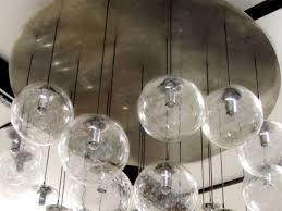 Glass 8 Light Pendant Wonderful Interior Paxton Glass 3 Light Pendant And Glass Orb