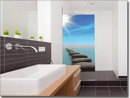 glasbilder für badezimmer glasbilder mit eigenem foto interesting deko bild acrylglas
