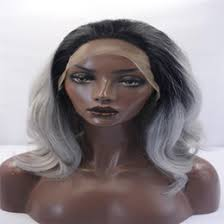 black at root of hair gray hair wig black roots australia new featured gray hair wig