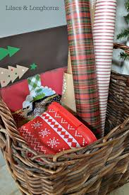 where to buy gift basket wrap to keep gift wrapping manageablelilacs and longhorns