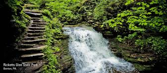 Pennsylvania waterfalls images Film in pa upstate pa jpg
