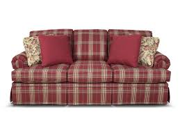 Country Sleeper Sofa Perfect Plaid Sleeper Sofa 13 For Top Rated Sleeper Sofas With